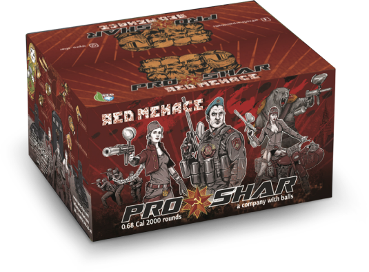 Proshar Red Menace