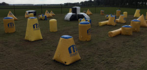 Competitie Paintball Bunkers
