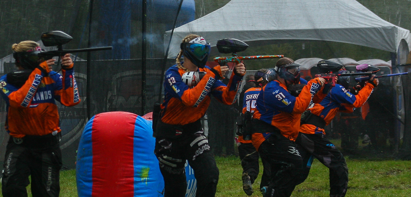 Nederlandse Dames Paintball Team
