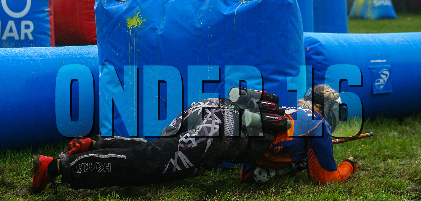 Nederlandse Onder 16 Paintball Team