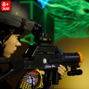 Lasergame outdoor en indoor